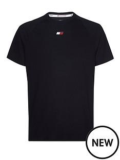 tommy-hilfiger-sport-chest-logo-t-shirt-navy