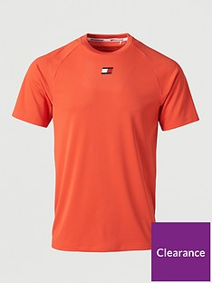 tommy-hilfiger-tommy-sport-training-chest-logo-mesh-top-orange