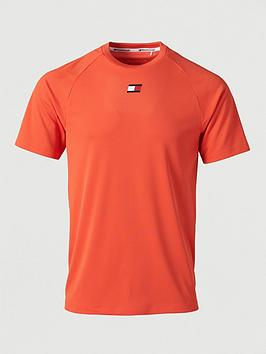 Tommy Hilfiger Tommy Hilfiger Tommy Sport Training Chest Logo Mesh Top -  ... Picture
