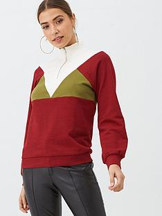 v-by-very-colour-block-sweater-multi