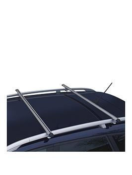 Streetwize Accessories Streetwize Accessories Aluminium Roof Bars 135Mm Picture