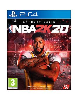 Playstation 4 Playstation 4 Nba 2K20 - Ps4 Picture