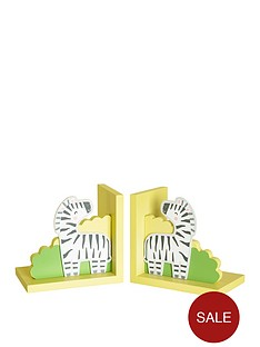 sass-belle-savanna-safari-bookends