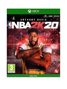 Xbox One Xbox One Nba 2K20 Picture