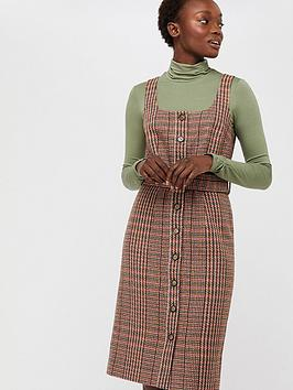 monsoon-patsy-check-dress