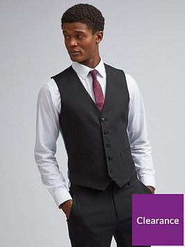 burton-menswear-london-burton-essential-slim-waistcoat-black