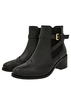 monsoon-beryl-brogue-buckle-leather-boots-black