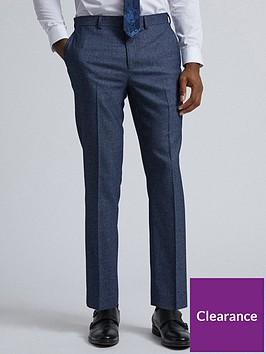 burton-menswear-london-burton-textured-slim-suit-trousers-navy