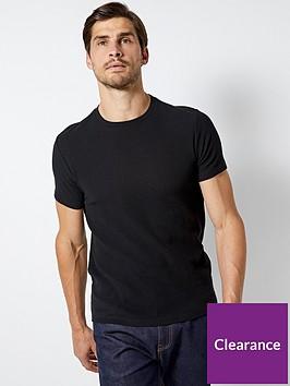 burton-menswear-london-burton-waffle-t-shirt-black