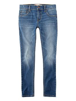 Levi's Levi'S Boys 519 Extrene Skinny Jeans - Mid Wash Picture