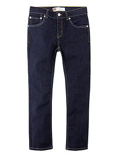 levis-boys-510-skinny-fit-jeans-dark-wash