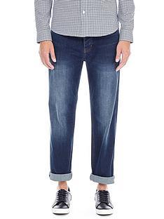 burton-menswear-london-burton-straightnbspfit-belted-jeans-blue