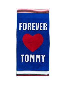 Tommy Hilfiger Tommy Hilfiger Forever Beach Towel Picture