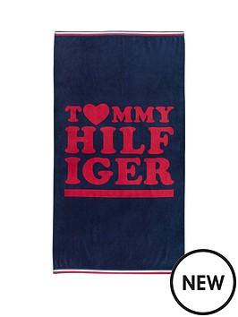 tommy-hilfiger-love-beach-towel