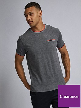 burton-menswear-london-burton-smart-t-shirt-charcoal