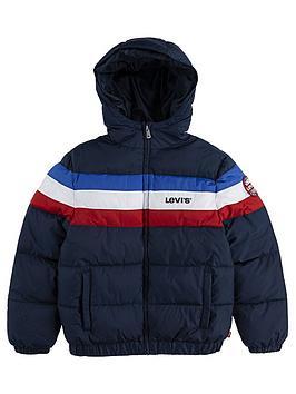 levis-boys-colourblock-padded-coat-navy