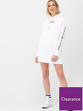 tommy-hilfiger-paloma-long-sleeve-hooded-dress-white