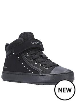 geox-kalispera-high-top-trainers-black