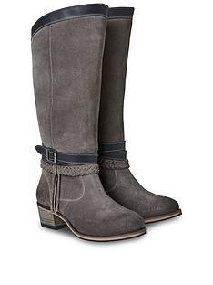 joe-browns-beautiful-and-boho-leather-boots-grey