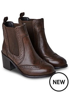 joe-browns-dapper-debbie-leather-chelsea-boots-brown