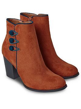 Joe Browns Joe Browns Wonderful Button Boots Picture