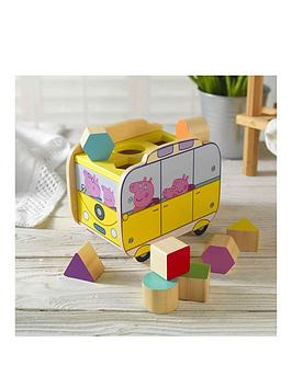 Very Peppa Pig Shape Sorter Picture