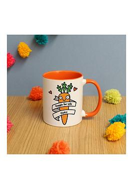 veggie-for-life-mug