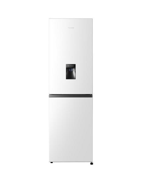 hisense-rb327n4ww1-55cm-wide-total-no-frost-fridge-freezer-white