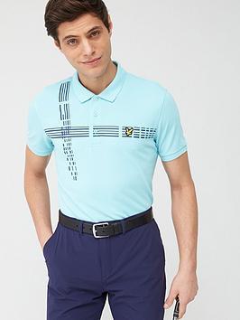 lyle-scott-golf-counter-stripe-polo-shirt-marine