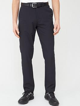 Lyle & Scott Golf Lyle & Scott Golf Tech Trousers - True Black Picture