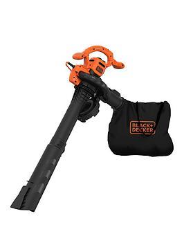 Black & Decker   2600W Corded Blower Vacuum