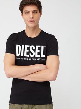 diesel-large-logo-short-sleeve-t-shirt-black