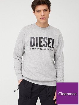 diesel-large-logo-crew-neck-sweatshirt-grey