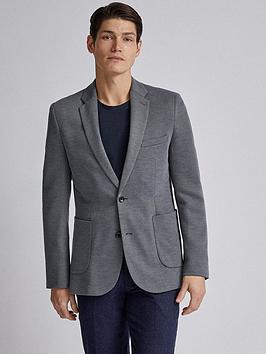 Burton Menswear London Burton Menswear London Pique Blazer - Grey Picture