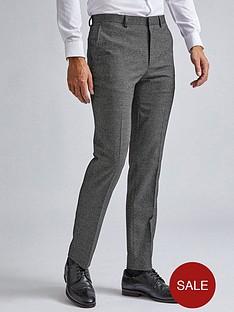 burton-menswear-london-burton-large-birdseye-skinny-suit-trousers-grey