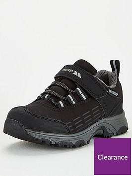 trespass-harrelson-mid-cut-walking-boots-blackgrey