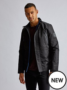 burton-menswear-london-burton-zip-through-laguna-jacket-black