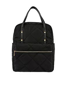 accessorize-emmy-vegan-quilted-backpack-black