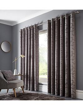 Studio G Studio G Topia Lined Eyelet Curtains Picture