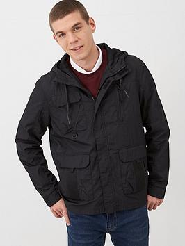V by Very V By Very Utility Pocket Jacket - Black Picture