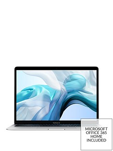 apple-macbook-air-with-retina-display-2019-133in-16ghz-dual-core-8th-gen-intelreg-coretrade-i5-processor-128gbnbspssd-with-ms-office-365-home-included-silver