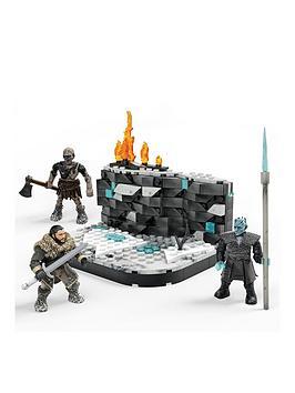 Mega Construx Mega Construx Game Of Thrones White Walker Battle Picture