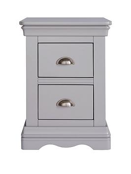 Very Dorset 2 Drawer Bedside Picture