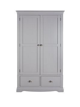 Very Dorset 2 Door, 2 Drawer Wardrobe Picture