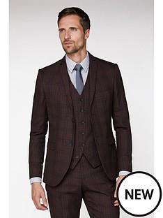 jeff-banks-jeff-banks-bold-check-brit-suit-jacket-in-super-slim-fit-burgundy