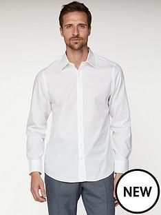 jeff-banks-jeff-banks-white-single-cuff-bristol-forward-point-slim-fit-shirt