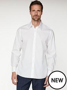 jeff-banks-jeff-banks-white-double-cuff-1070-forward-point-shirt