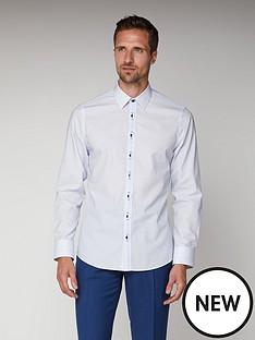 jeff-banks-jeff-banks-white-square-dobby-slim-fit-shirt