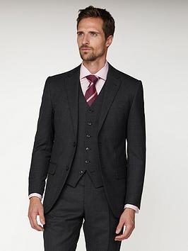 Jeff Banks Jeff Banks Soho Suit Jacket - Charcoal Picture