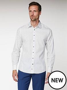 jeff-banks-jeff-banks-white-geo-floral-print-slim-fit-shirt